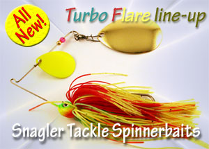 snagler tackle spinnerbaits