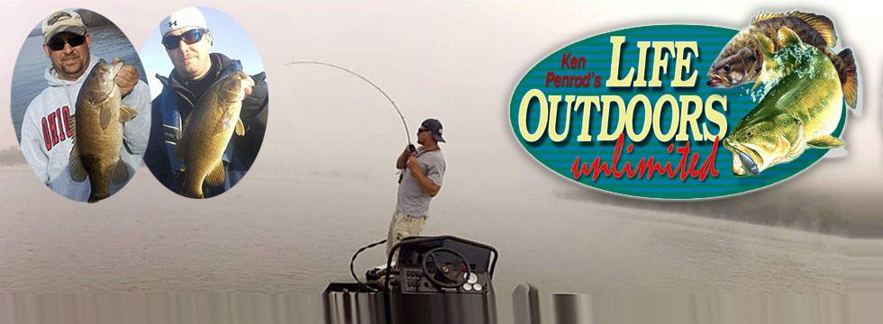 Ken penrod slider fishing trips today for Ken penrod fishing report